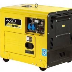 Generatore di corrente axo aede 6000 sm