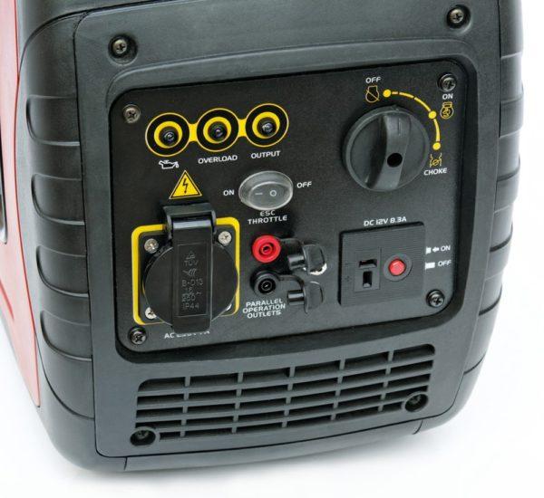 Generatore di Corrente Wortex 1,8 kW portatite LONCIN LW2000IP