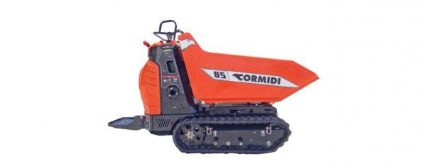 MOTOCARRIOLA CINGOLATA CORMIDI C 13.85
