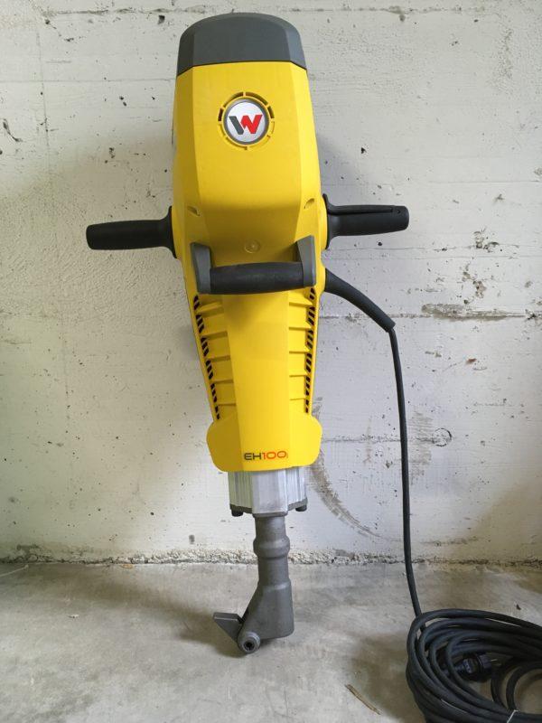 Wacker Nelson DEMO martello demolitore EH100