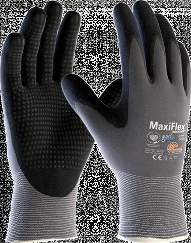 Guanto MaxiFlex® Endurance™ with AD-APT® 42-844 Palmo rivestito, polso a maglia