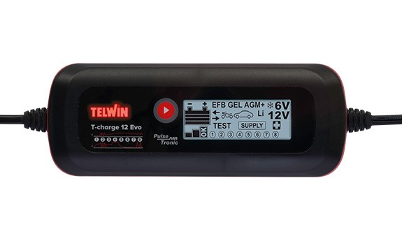 TELWIN T-CHARGE 12 EVO