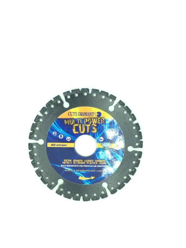 CUTS DIAMANT CD 114 Ø115
