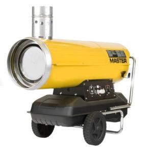 NOLEGGIO generatori aria calda 4